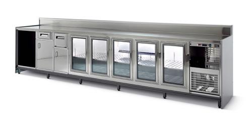 Retrobanchi refrigerati